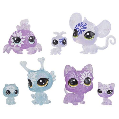 UK seller Littlest pet shop Petal Party Collection RARE Free P/&P