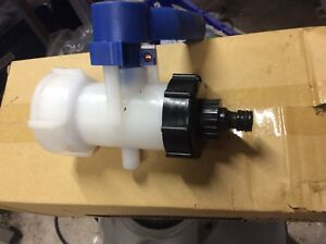 IBC CAP ADAPTOR STILLAGE HOSE PIPE WATER TAP STORAGE TANK Standard 60mm Outlet