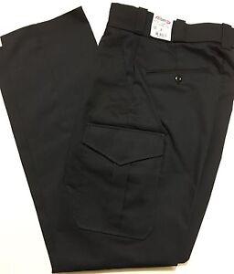 Navy Blue Cargo Pants Womens Size 2-38 Fire Police EMS Uniform NWT Elbeco E7025