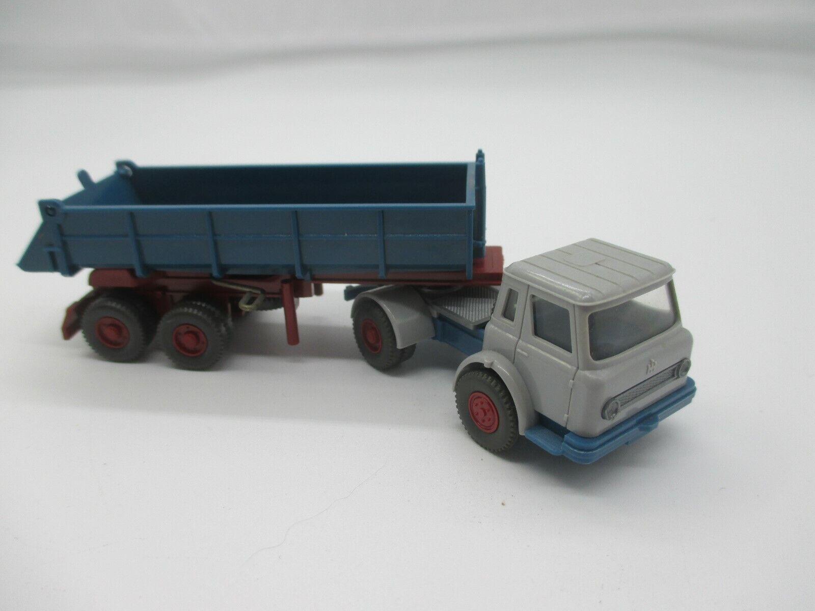 Wiking International Harvester Hinterkipper LKW, Saure HB 1115 1D (Schub44)