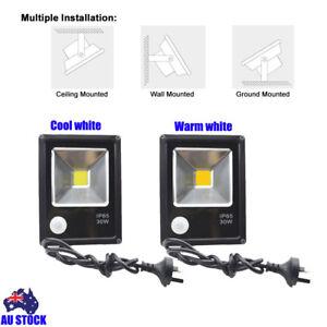 LED-Flood-light-30W-Cool-Warm-white-Motion-Senser-PIR-Spotlight-Floodlight-Yard