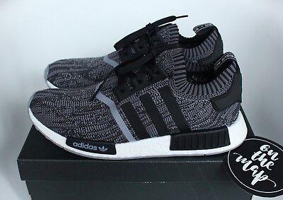 Adidas NMD r1 grau schwarz schoenen AI Camo PK Europa 900 UK 5 10 11 12 13 US NEU | eBay