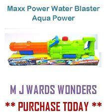 Maxx Power Water Blaster - Aqua Power  ** GREAT GIFT **