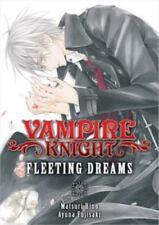 Vampire Knight: Fleeting Dreams, Fujisaki, Ayuna, Hino, Matsuri, New Books