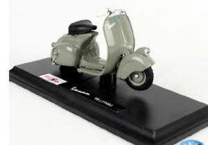 MAISTO-1-18-Vespa-98-1946-MOTORCYCLE-BIKE-DIECAST-MODEL-TOY-NEW-IN-BOX