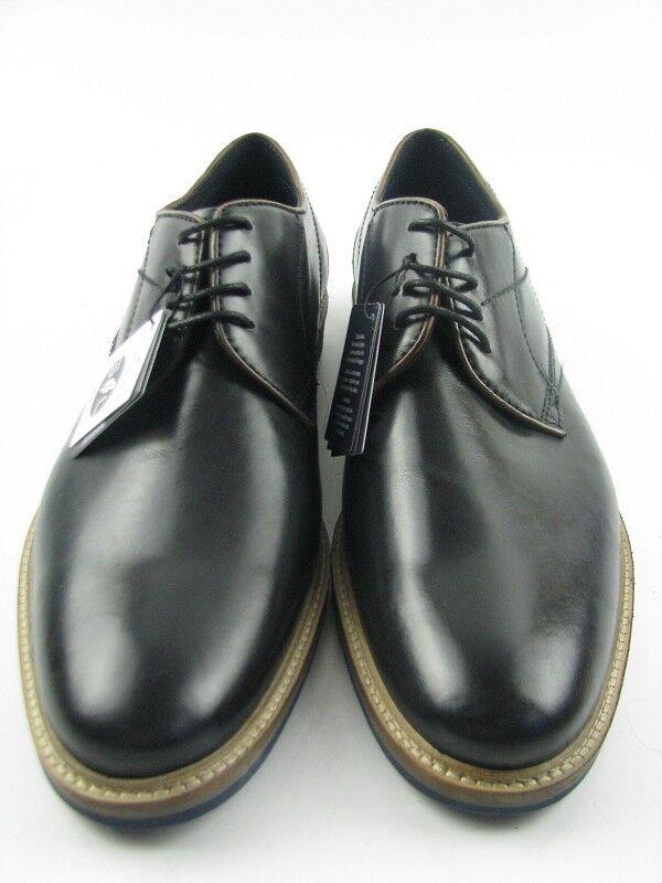 Daniel Hechter Hommes Business Chaussures Noir Taille 42