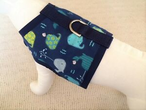 Whale-Watching-Dog-Harness-Vest-Clothes-Apparel