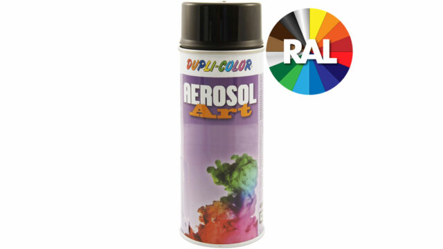 Duplicolor aerosol especie lata de aerosol 400ml barniz ral spray F. bricolaje hobby Design