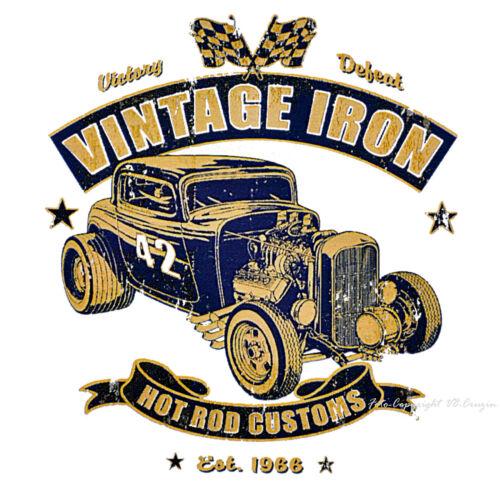 1288 * Rockabilly Vintage Hotrod Kustom Jacket con cappuccio Baseball Giacca Hoodie