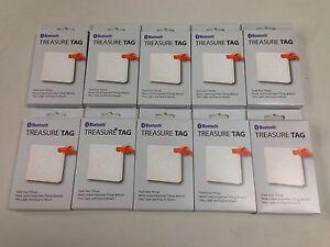 LOT OF 10 NOKIA TREASURE TAG WS-10 MINI PROXIMITY SENSOR WITH BLUETOOTH 4.0 NEW
