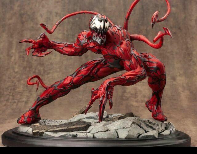 NEW Seal Kotobukiya Carnage Limited Edition Fine Art Statue MK170 Spider man