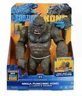 """Playmates Godzilla vs Kong 13"""" Mega Punching Kong Action Figure"""
