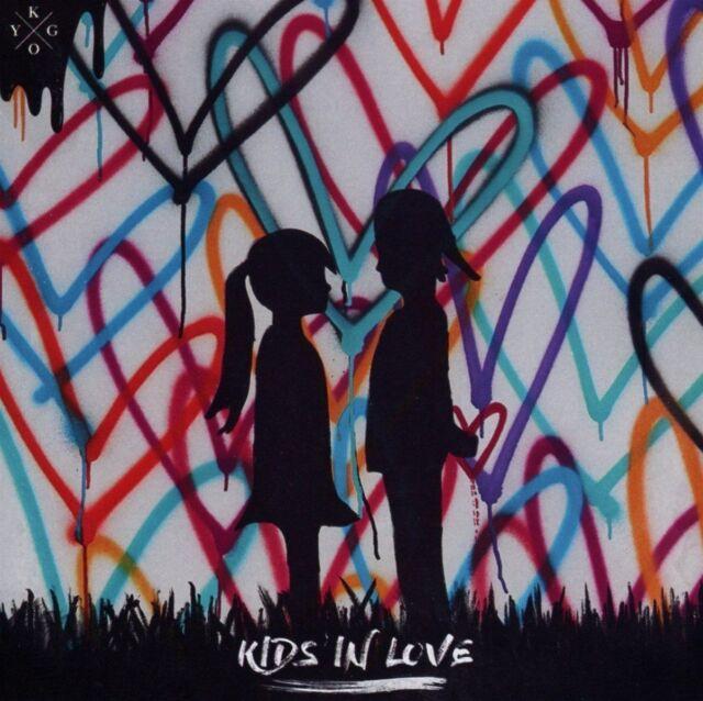 KYGO Kids In Love CD BRAND NEW Bonus Tracks