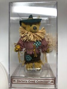 "Barton's Creek Collection Gund The Wizard Of Oz 3"" Miniature Bear New"