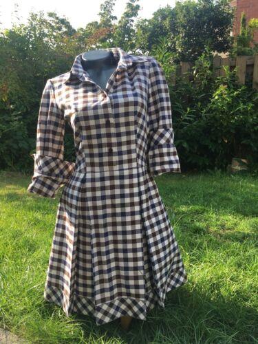 """Gr Kleid s """"must Designer Have"""" Das Ukrainischen Von 36 Karierte R507g"""
