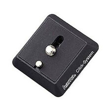 Hama 4360 Camera Quick Release Plate 43 x 43mm Use With the 4352 QRelease Set