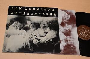 DOM-DUMMASTE-J-CALE-LP-REVOLVERKAKE-AVANTGARDE-MUSIC-1-ST-ORIG-AUDIOFILI-EX