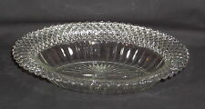 """Anchor Hocking MISS AMERICA CRYSTAL *10"""" OVAL VEGETABLE BOWL*"""
