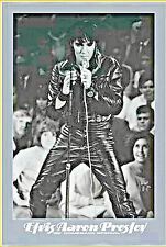 de I Never Expected To Be.. Elvis Presley Quote metal sign  410mm x 300mm