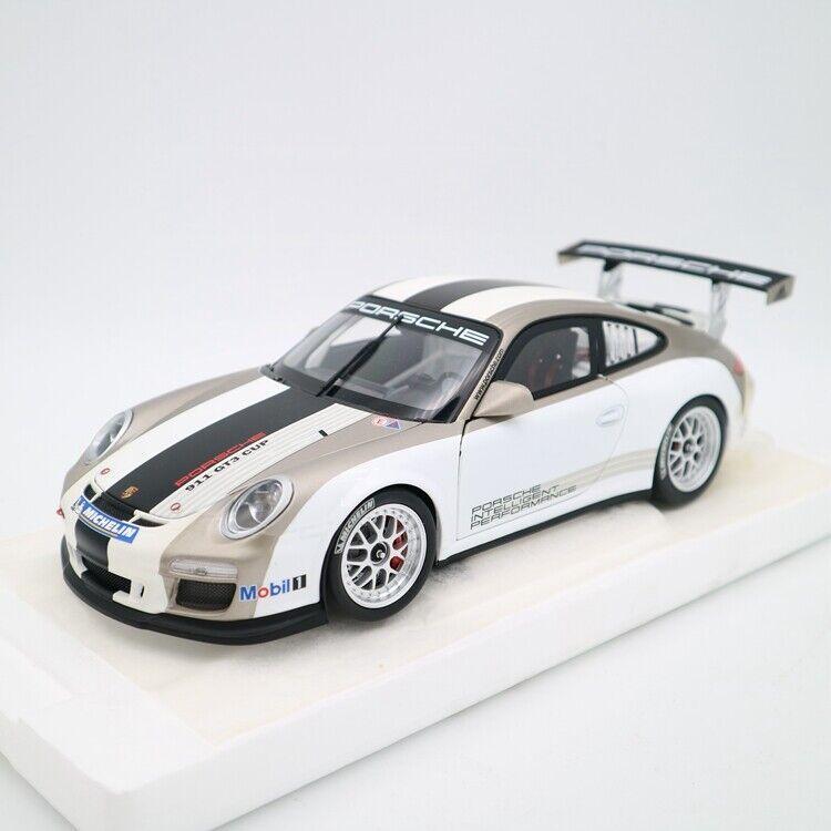 negozio fa acquisti e vendite Porsche Porsche Porsche 911 GT3 Cup Dealer edizione Minichamps 1 18  acquista marca