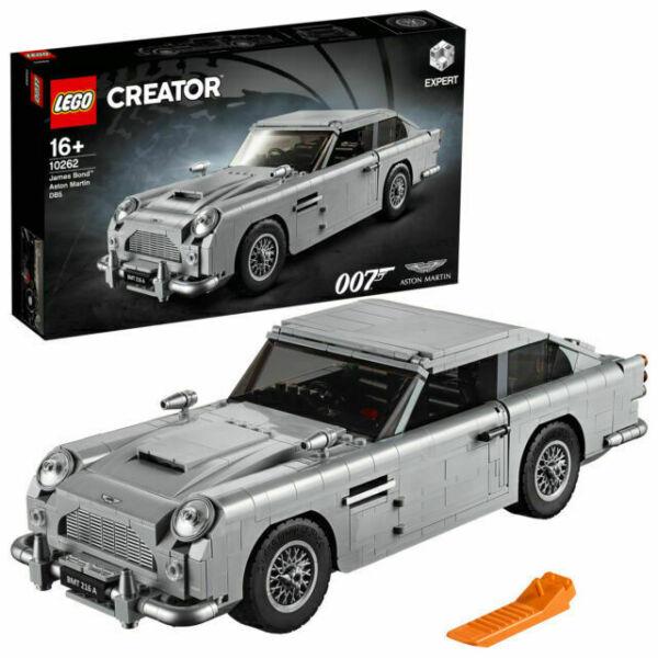 LEGO Creator James Bond Aston Martin DB5 Constriction Toys
