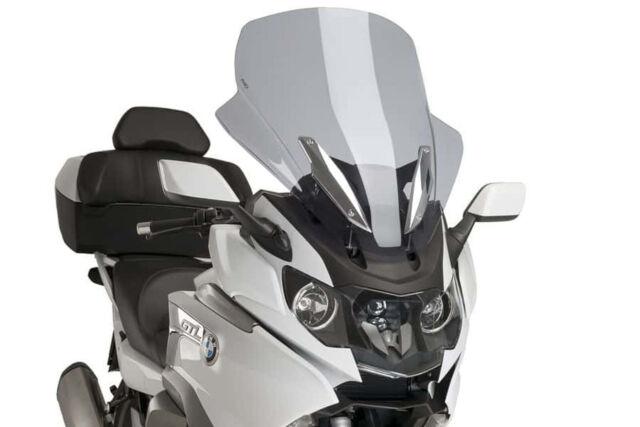 PUIG TOURING SCREEN FOR BMW K1600 GT/GTL 11-21 LIGHT SMOKE