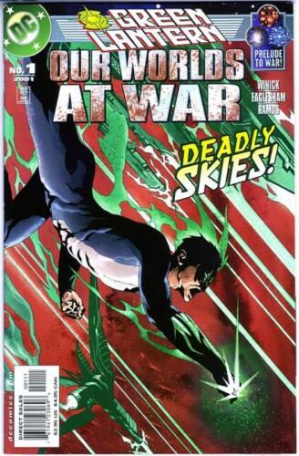 Green Lantern /'01 Our Worlds at War 1 VF N0