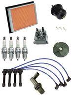 Cap Rotor Ngk Wire Spark Plugs Filter Kit Honda Civic Cx Dx Lx 1.6l on sale