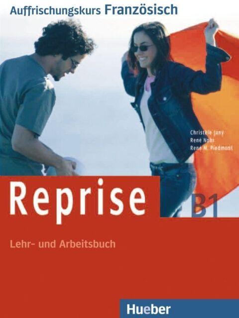 Reprise/Lehr- u. Arbeitsb. m CD von René M. Piedmont, René Nohr und Christèle...