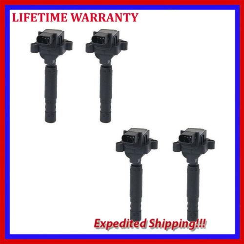 For Mercedes Benz C230 03 04 05 Ignition Coil 0001501580 Set 4pcs New EMB408*4
