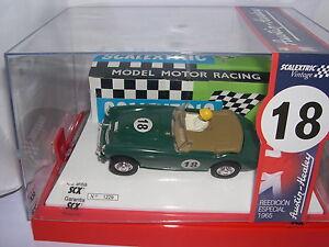 Scalextric A101185s300 Austin Healey #18 Vintage Neuauflage 1965 Lted.ed Mb Spielzeug Kinderrennbahnen