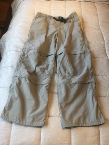Rohan Men's Double Convertible Essential Trousers Size Small