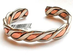 Copper Nickel Mens Braided Adjule