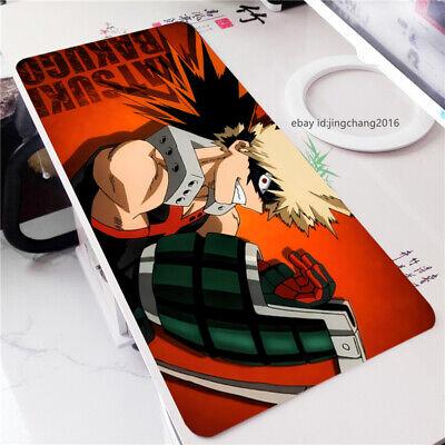 553 My Boku no Hero Academia Bakugou Katsuki Mouse Mat Mouse pad