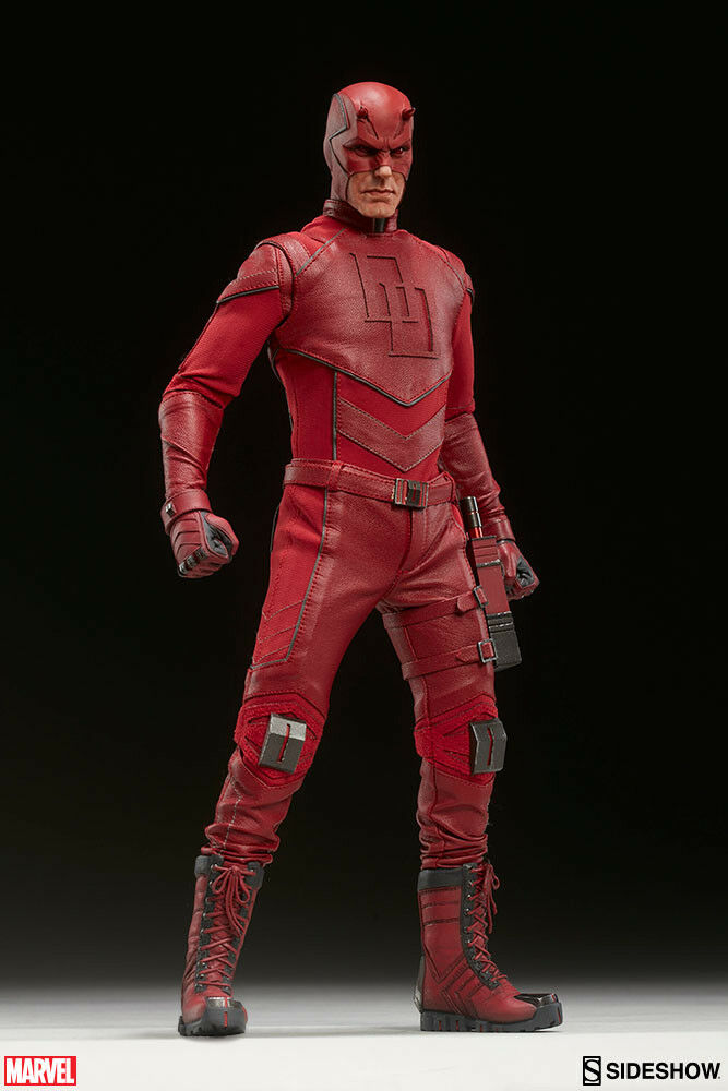 DaROTevil 12inch Classic ROT Costume 1/6 Scale Action Figure (2017)