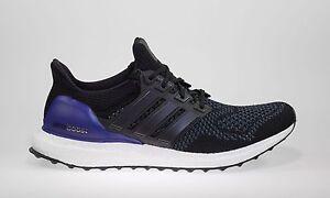 4d5cc5fd1 Adidas Ultra Boost 1.0 OG Black Purple Gold Size 6.5. B27171 yeezy ...
