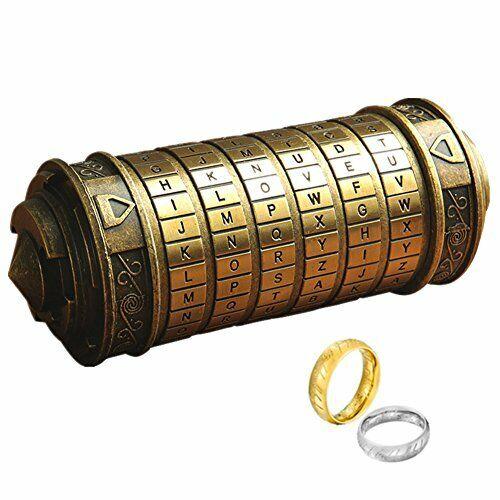 Da Vinci Code Mini Cryptex For Christmas