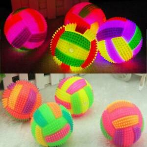 1PC-LED-Volleyball-Flashing-Light-Up-Color-Changing-Bouncing-Hedgehog-Ball-Toy