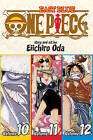 One Piece:  East Blue 10-11-12, Vol. 4 (Omnibus Edition) by Eiichiro Oda (Paperback, 2010)
