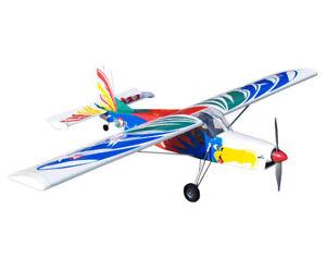 Modèles Vq 62in Pilatus Pc-6 'Version d'oiseau' Arf (ep / gp)