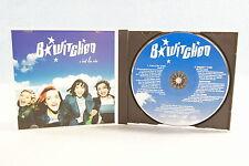 B*Witched C'est La Vie CD Compact Disc 4 Tracks Gloworm 1998 Bewitched-OOP Album