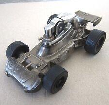 Tischfeuerzeug Formel 1 Ford Tyrell ELF-Kraftstoffe Metall Sammlerstück Deko gut