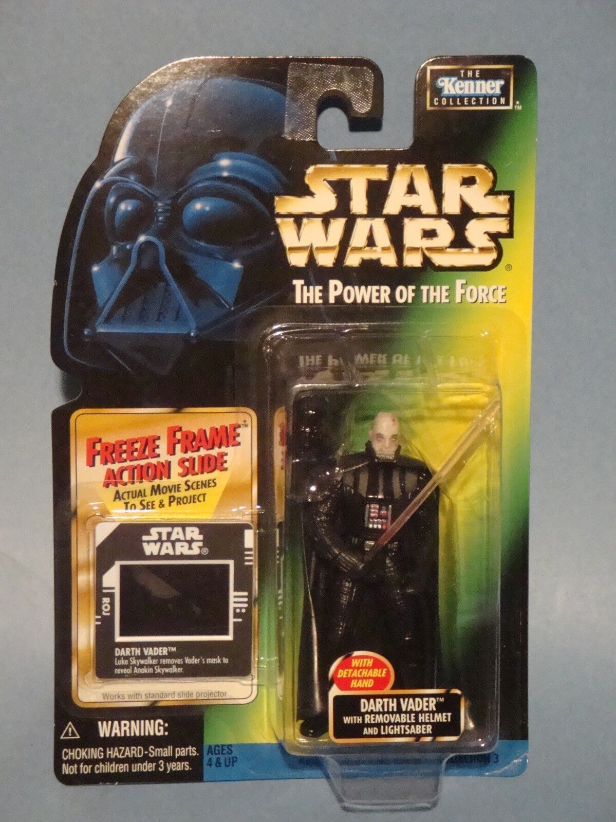 STAR WARS DARTH VADER WITH REMOVABLE HELMET  NM