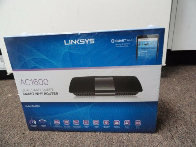 Linksys EA6400 Router Driver
