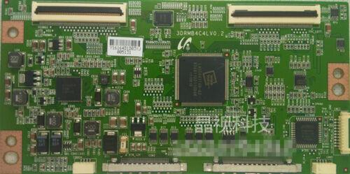 """1PC used Samsung 55/"""" 3DRMB4C4LV0.2 Logic board LTA550HJ12 #w1202 wx"""