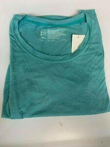 NEW-Felina-Women-039-s-Short-Sleeve-Lounge-Shirt
