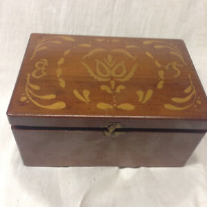 Details About Cigar Box Factory 1514 Pennsylvania Vintage Wooden Box 100 Count Gold Design
