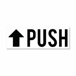 Push-Sticker-Decal-Window-Sign-Graphic-Bin-Car-Safety