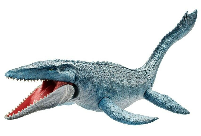 Jurassic World 2 Legacy Collection Mosasaurus Toys Dinosaur Action Figure Kids
