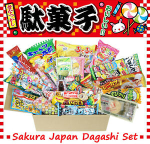 Sakura-Japan-Dagashi-Set-Japanese-Candy-Chocolate-Snacks-30-Pieces-Box
